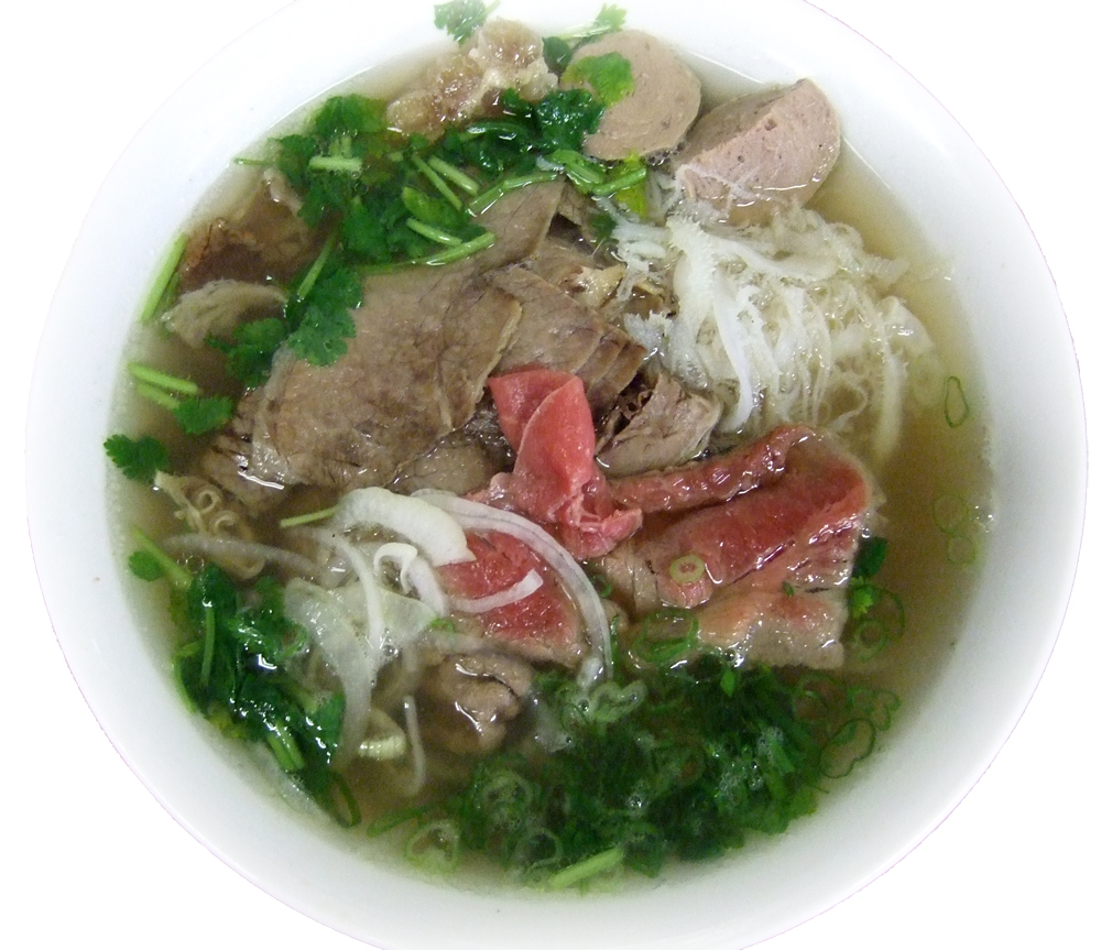 Phở  Beef Noodle Soup