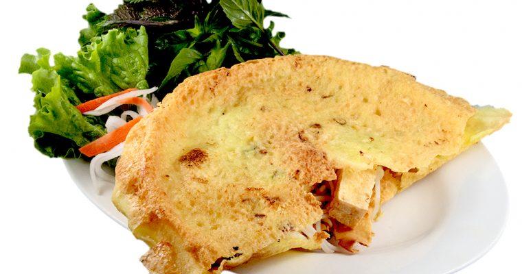 Bánh Xèo – Vietnamese crepes