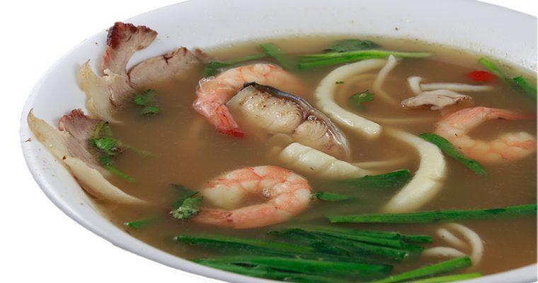 Bún mắm  Mekong Delta soup