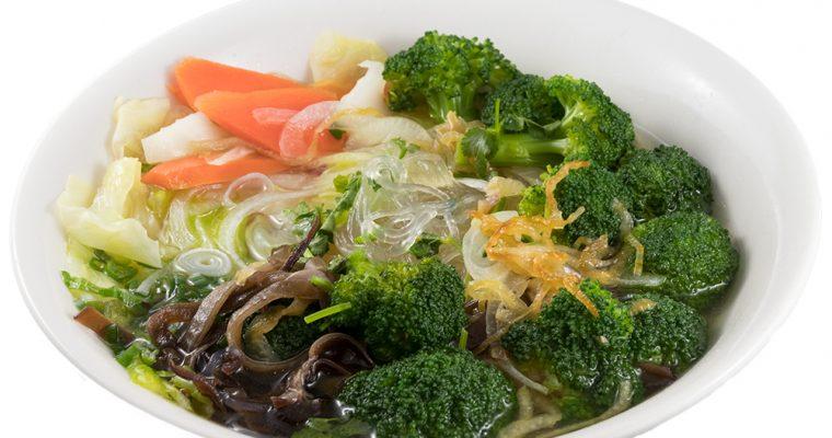 Phở Chay – Vegetarian Pho