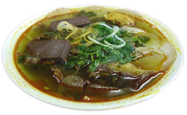 Bún Bò Huế – Spicy beef soup