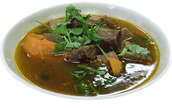 Phở hoặc cơm bò kho – Fragrant beef stew