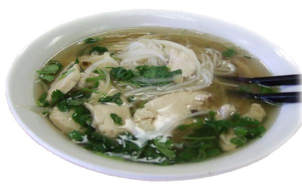 Phở gà –Chicken soup