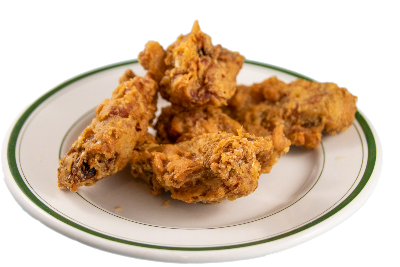 Cánh gà chiên  Crispy chicken wings