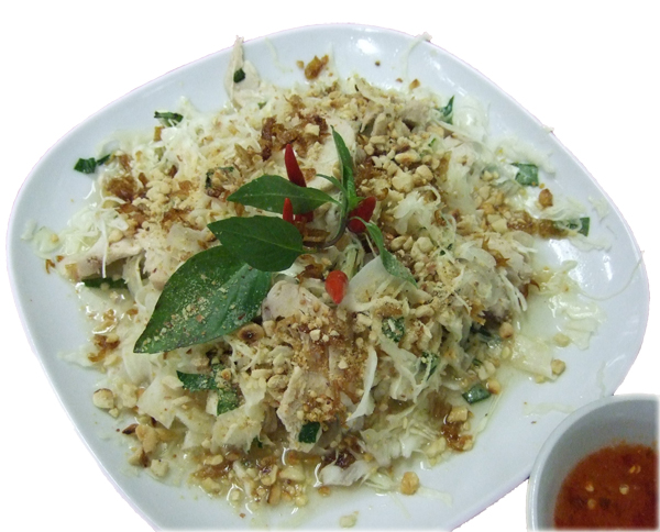 Gỏi Gà – Chicken breast salad