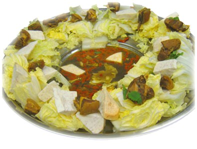 Lẩu Dê Hầm Thuốc Bắc – Goat with Asian dried herbs