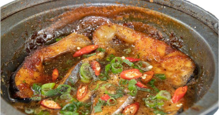 Cá Kho tộ – Caramelized fish