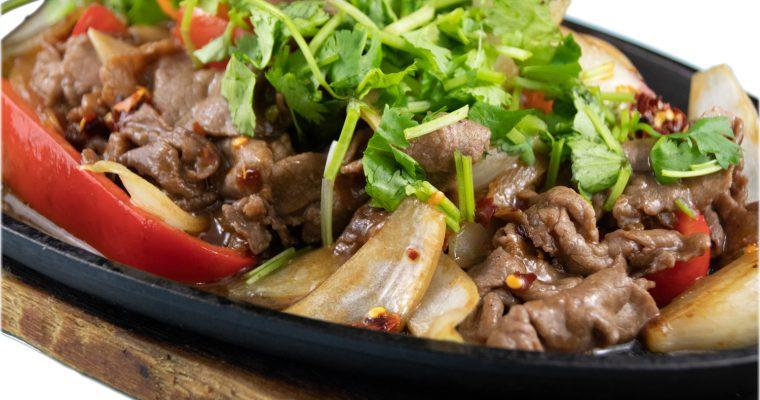 Bò xào sate – Beef satay